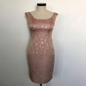 Vintage Mid-Century Modern Dress Size XS